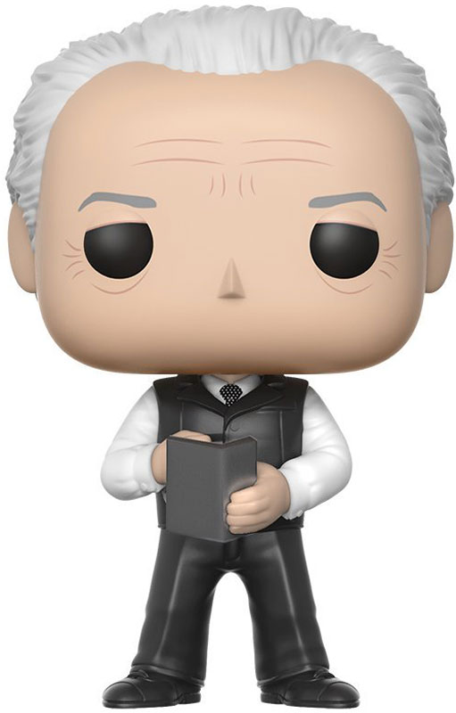 Funko POP! Vinyl Фигурка Westworld: Dr. Robert Ford dr robert t bakker raptor pack