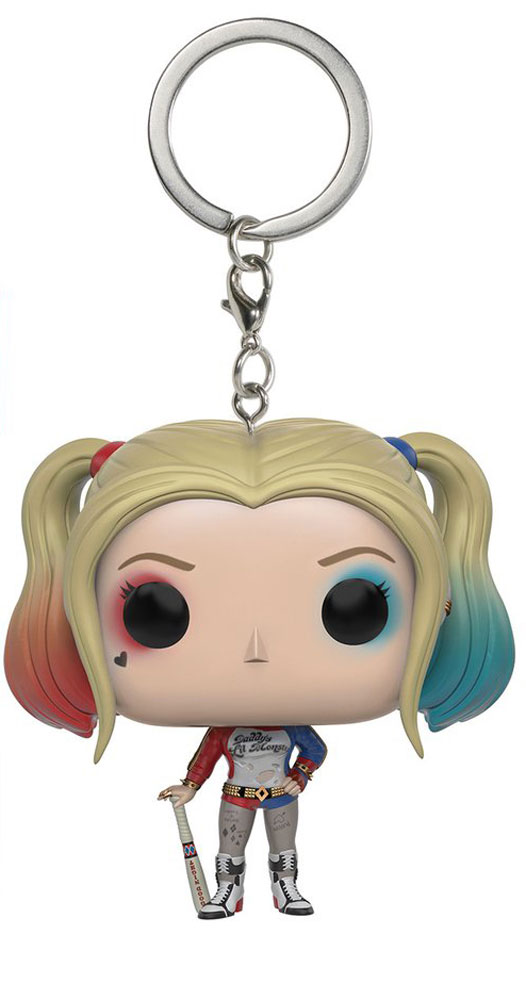 Funko Pocket POP! Брелок для ключей Suicide Squad: Harley Quinn