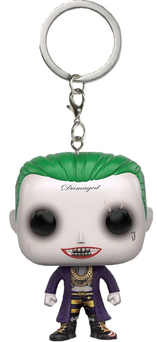 все цены на Funko Pocket POP! Брелок для ключей Suicide Squad: Joker онлайн