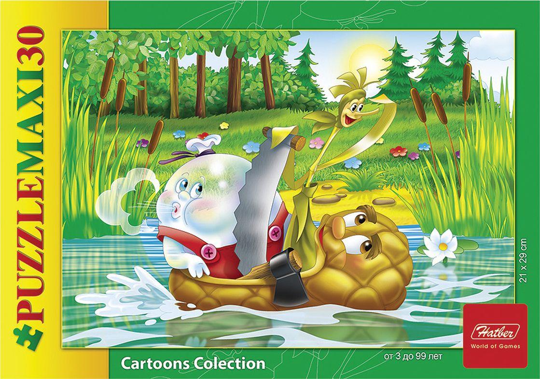 Hatber Пазл для малышей Пузырь развивающие деревянные игрушки пазл для малышей репка 4 в 1