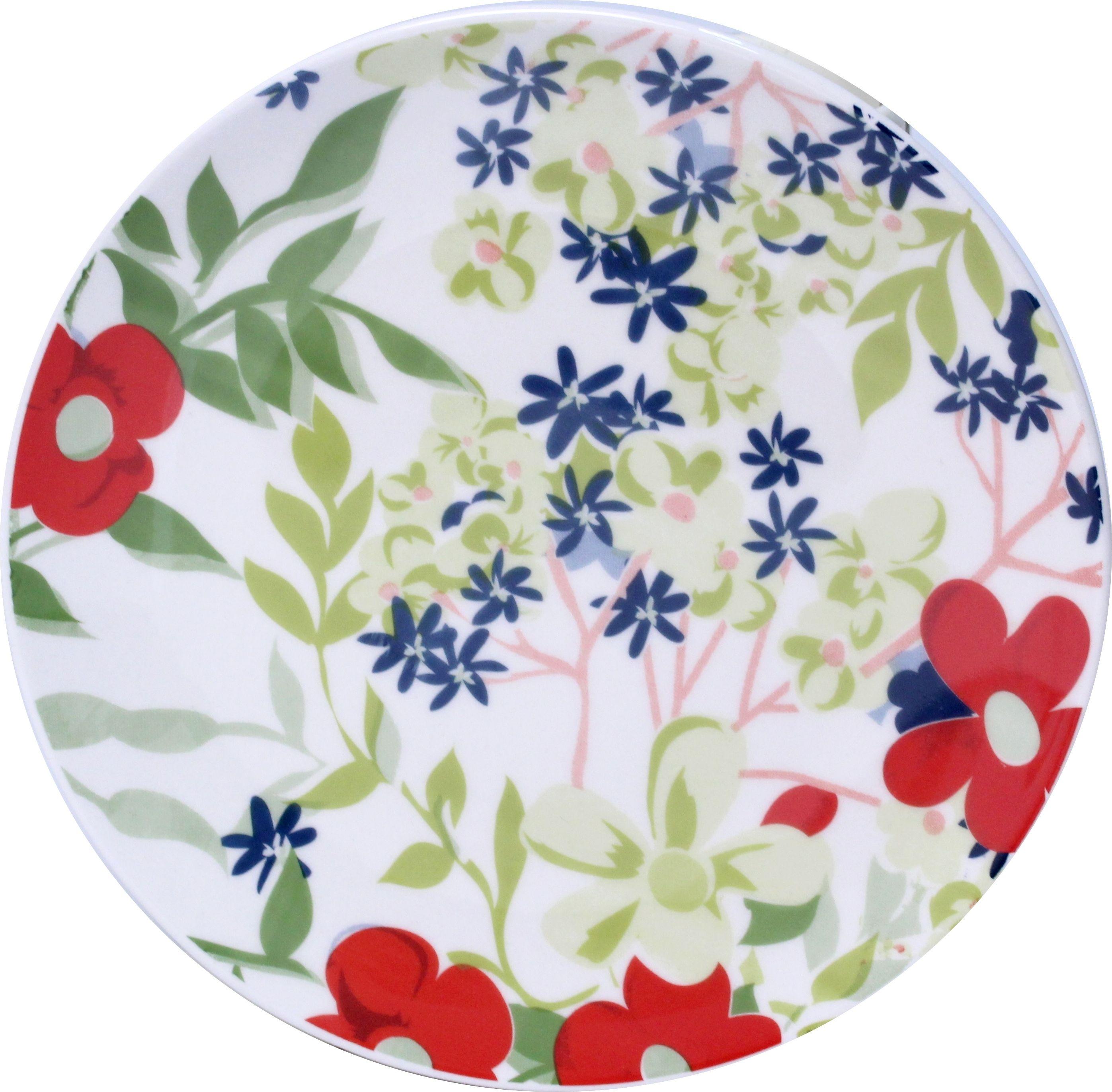 Набор десертных тарелок Biona Сандей, 21 см, 6 шт4613SUNDAY-3-6Добавьте вашему столу бразильского очарования с набором тарелок Biona Сандей. Их яркие летниецвета прекрасно подойдут для ежедневной сервировки, а также станут естественнымдополнением праздничного вечера. Набор включает в себя шесть десертных тарелок, выполненных из керамики.Можно использовать в микроволновой печи и мыть в посудомоечной машине.