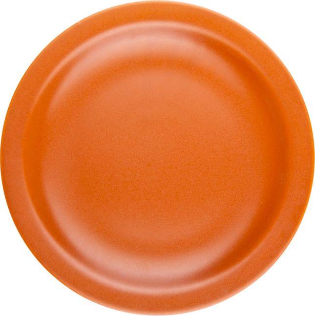 Набор тарелок обеденных Biona Терракота, 26 см, 6 шт6021TERRACOTA-1-6Добавьте вашему столу бразильского очарования с набором тарелок Biona. Классический терракотовый цвет украсит любой стол. Набор включает в себя шесть обеденных тарелок. Материал - керамика. Можно использовать в микроволновой печи и мыть в посудомоечной машине.