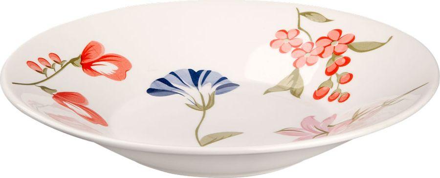 Набор тарелок суповых Biona Май, 22 см, 6 шт1543MAY26-2-6Добавьте вашему столу бразильского очарования с набором тарелок Biona. Их яркие летние цвета прекрасно подойдут для ежедневной сервировки, а так же станут естественным дополнением праздничного вечера. Набор включает в себя шесть суповых тарелок. Материал - керамика. Можно использовать в микроволновой печи и мыть в посудомоечной машине.