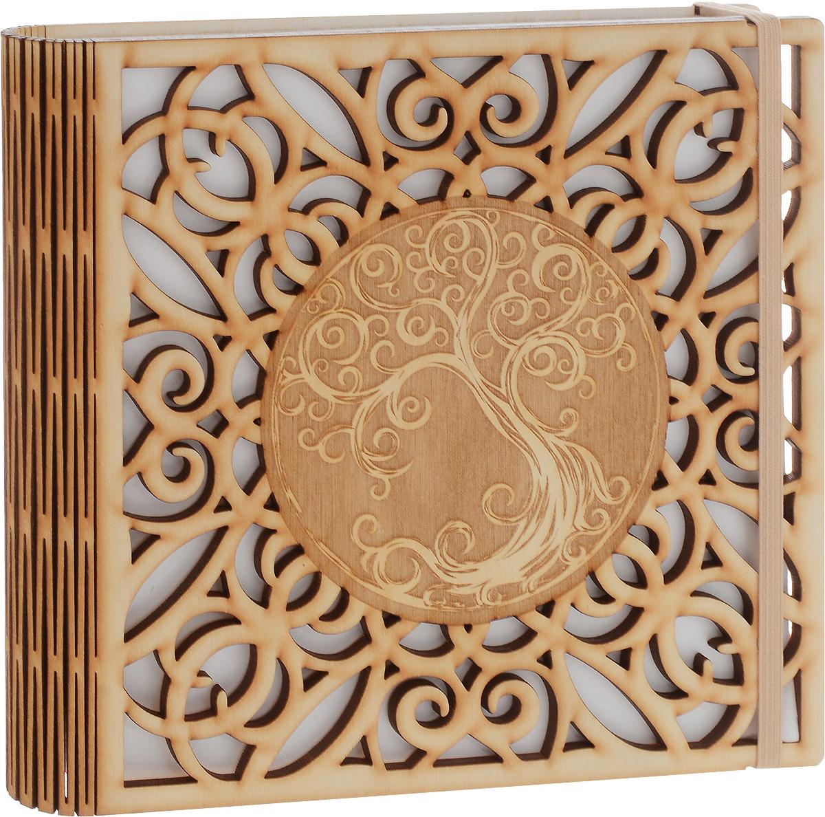 Фолиант Блокнот 170 листов БЛФ-19БЛФ-19Обложка блокнота Фолиант выполнена из экологически чистой фанеры, приятной на ощупь, с запахом натурального дерева. Обложку можно дооформить как угодно: раскрасить рисунок, затонировать, залакировать, нанести или выжечь дополнительный узор.Внутренний блок блокнота состоит из 170 листов белой офсетной бумаги в линейку на резинке.