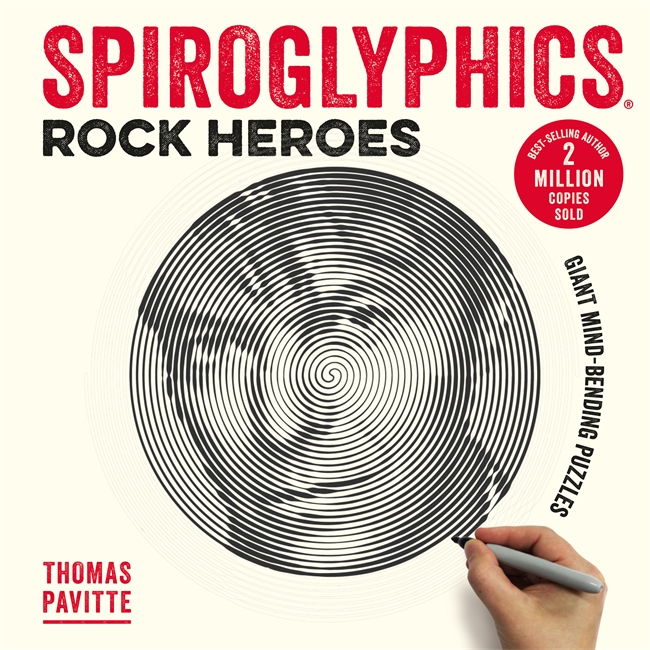 Spiroglyphics: Rock Heroes seeing things as they are