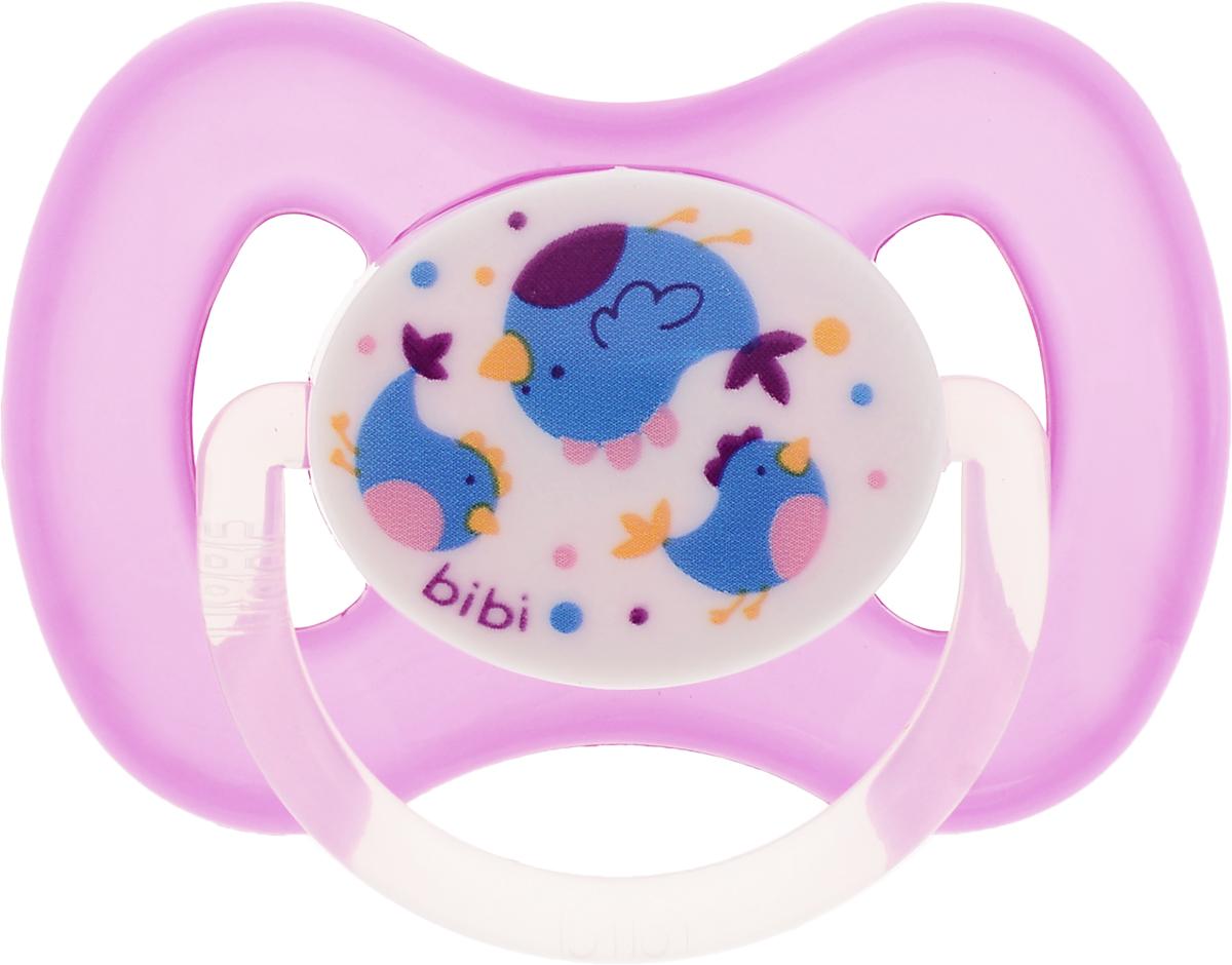 Bibi Пустышка силиконовая Natural Basic Care Коллекция №2 от 0 до 6 месяцев -  Все для детского кормления