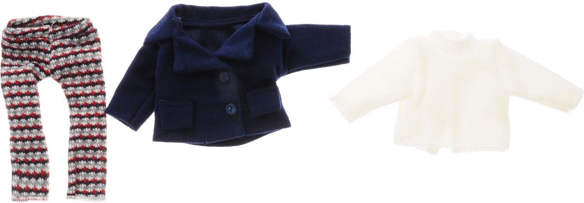 Vestida de Azul Комплект одежды для куклы Паулины Наездница куклы и одежда для кукол vestida de azul паулина рыжая кудряшка лето прованс