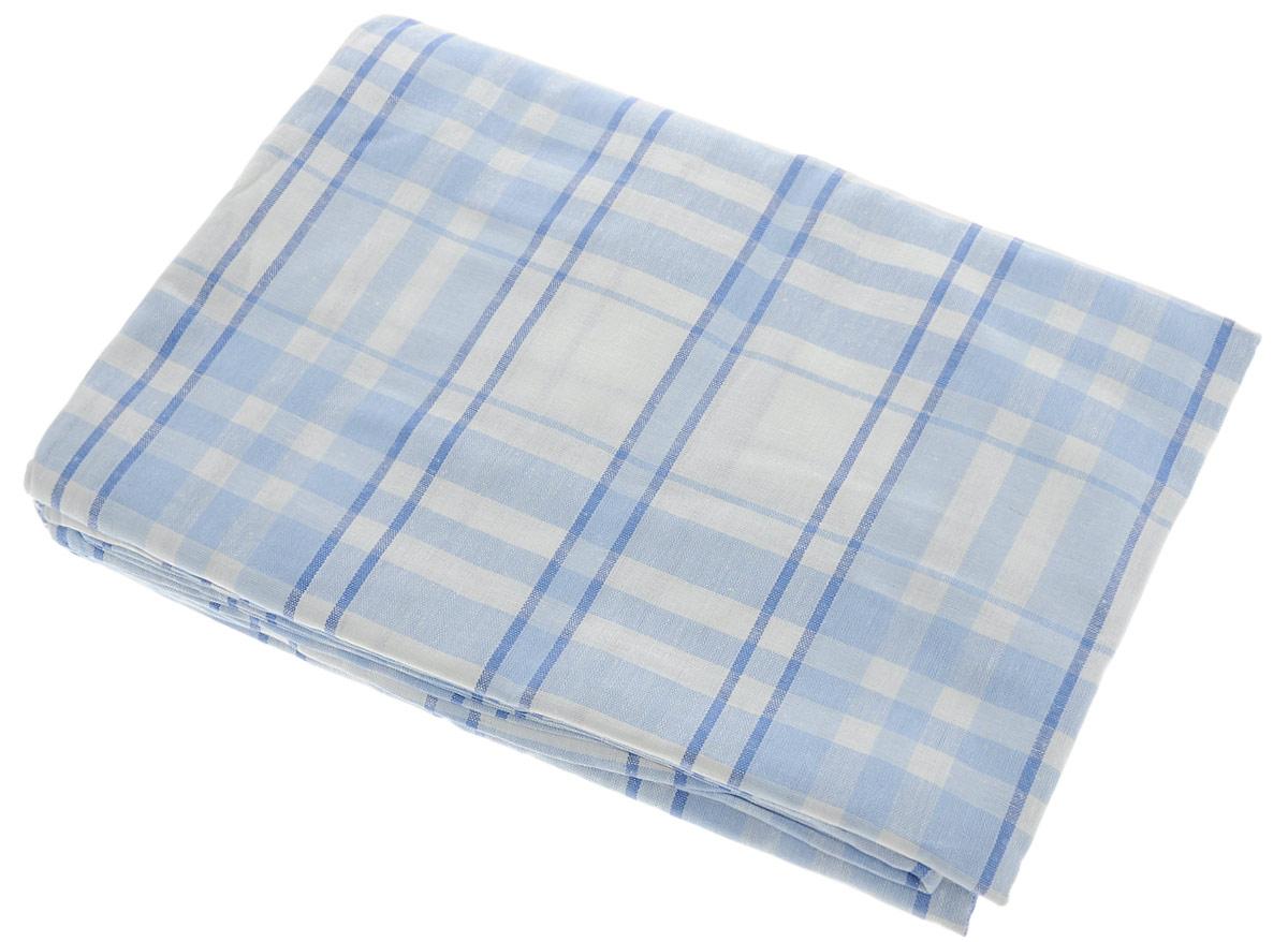 Пододеяльник Гаврилов-Ямский Лен, цвет: синий, белый, 175 х 220 см. 23485со2348Пододеяльник Гаврилов-Ямский Лен выполнен из 13% льна и87% хлопка.Лён - поистине уникальный, экологически чистый материал.Изделия из льна обладают уникальными потребительскимисвойствами.Хлопок представляет собой натуральное волокно, котороеполучают из созревших плодов такого растения как хлопчатник.Качество хлопка зависит от длины волокна - чем длиннееволокно, тем ткань лучше и качественней.Пододеяльник Гаврилов-Ямский Лен очень практичен инеприхотлив в уходе.