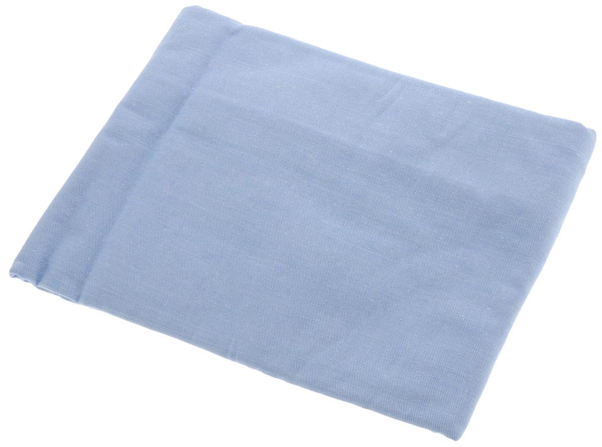 Простыня Гаврилов-Ямский Лен, на резинке, жаккардовая, цвет: синий, 160 х 200 см. 6072-321со6072-32Простыня Гаврилов-Ямский Лен изготовлена из плотного натурального хлопка. Ткань практически не мнется, не теряет форму после стирки, красиво выглядит и приятна на ощупь. Специальная резинка позволяет надежно зафиксировать изделие на матрасе, поэтому простыня не будет скатываться.