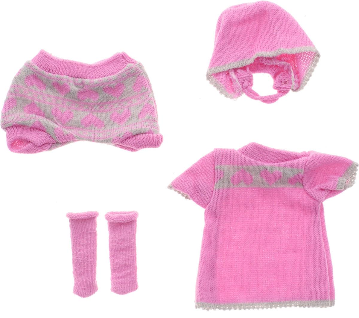 Vestida de Azul Комплект одежды для пупса Кины vestida de azul кукла карлотта лето морской стиль