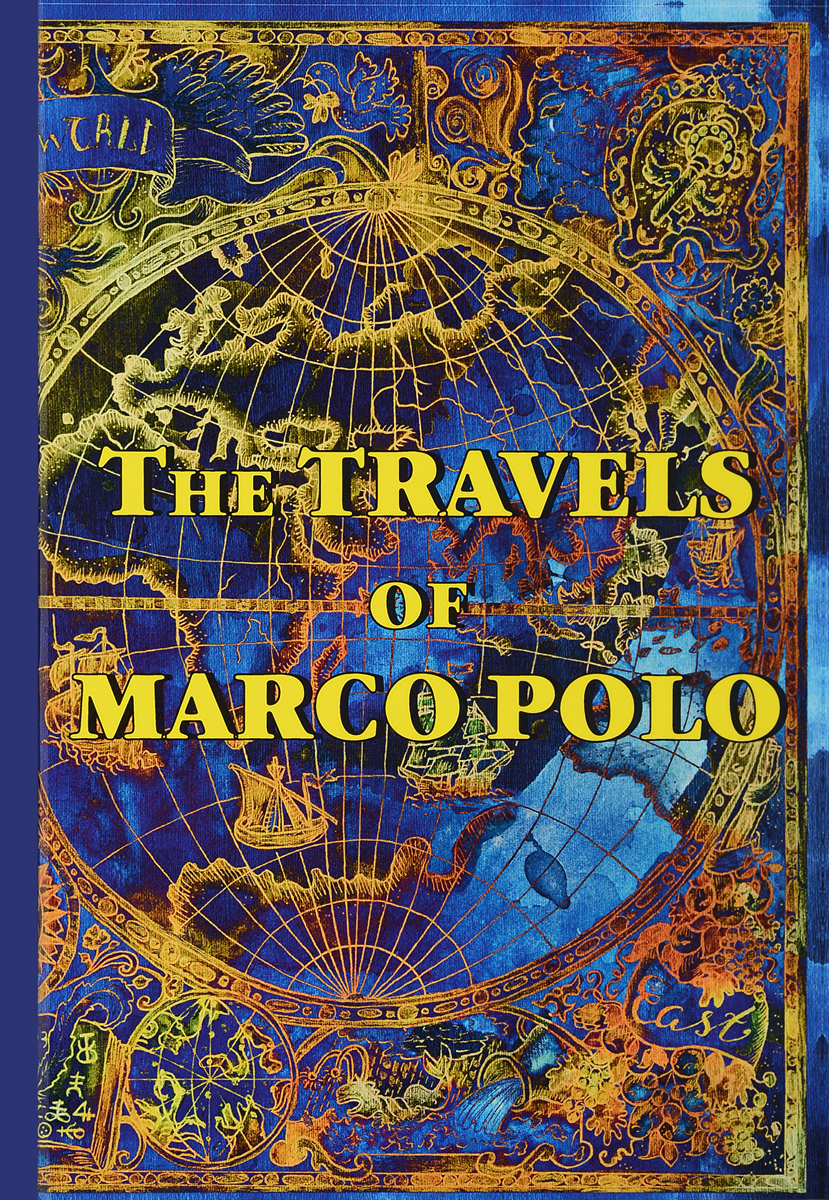 The Travels of Marco Polo худи print bar марко поло