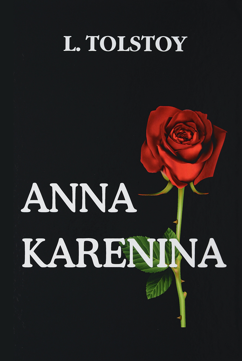 L. Tolstoy Anna Karenina love is in the hair carving cutting wall sticker