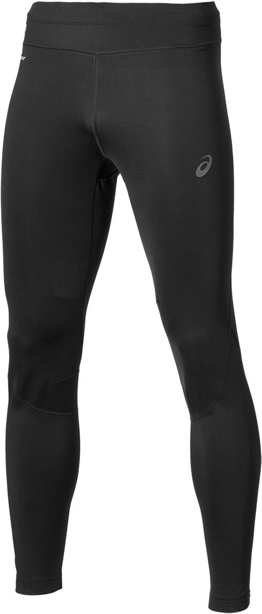 Тайтсы мужские Asics Windstopper Tight, цвет: черный. 124743-0905. Размер XXL (56) тайтсы asics тайтсы base tight gpx