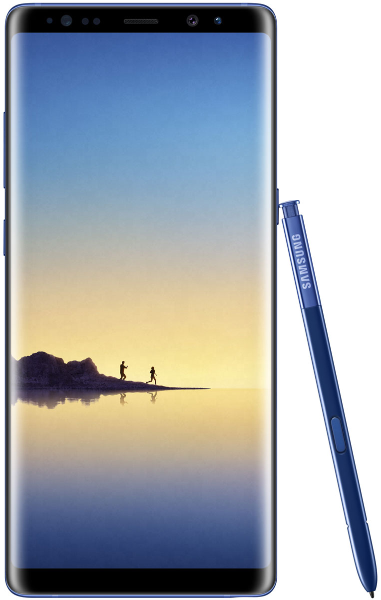 Samsung Galaxy Note 8 64GB, Blue (SM-N950F)