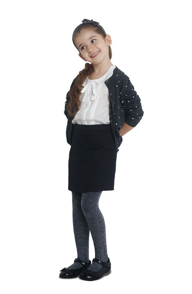 Колготки для девочки Penti Exтra Cotton 90, цвет: графит. m0c0327-0111 PNT_65. Размер 3 (113/127)m0c0327-0111 PNT_65Детские колготки Penti Exтra Cotton - прекрасный вариант для юных модниц. Они изготовлены из высококачественного эластичного материала, очень мягкие на ощупь, не раздражают даже самую нежную и чувствительную кожу. Колготки имеют мягкую резинку на поясе. Великолепные колготки Penti, несомненно, понравится вашей малышке, и послужат замечательным дополнением к детскому гардеробу.