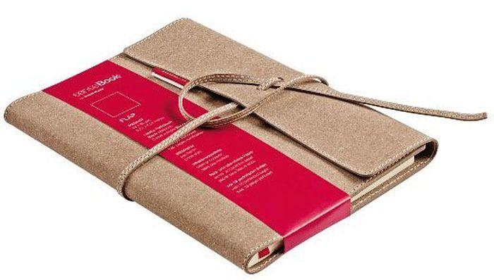 Sense Book Блокнот Flap M 136 листовH75010-500Блок бумаги для набросков (скейтчбук). Рекомендуется как начинающим художникам, так и профессионалам. Переплет ручной работы сшит из натуральной кожи , крепеж - кожаная шнуровка. Пронумерованные страницы, петелька для ручки или линера, первые страницы содержат блоки для записи личной информации, последние 16 страниц содержат микро-перфорацию, последняя страница имеет обозначение линейки в сантиметрах и дюймах, есть кармашек под визитки