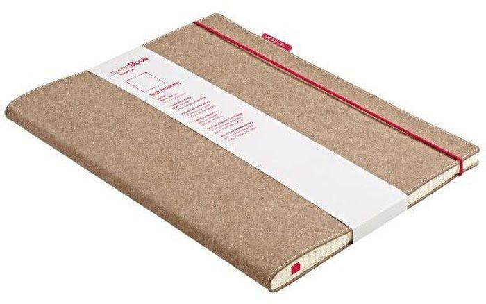Sense Book Блокнот Red Rubber L 136 листов sense and sensibility