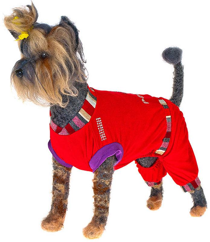 Костюм для собак Happy Puppy Морской, унисекс. Размер SHP-160023-1
