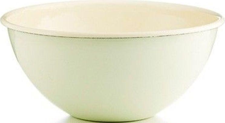 Салатник Riess Pastell, 2,5 л0464-006Торговая марка «Riess» представляет собой эксклюзивную коллекцию стальной посуды, покрытую двумя слоями стекловидной эмали. Производится в Австрии с 1550 года с применением новейших технологий. Высочайшее качество и уникальный дизайн широко известны и высоко оценены покупателями эмалированной посуды во всем мире. Разнообразные расцветки с уникальным декором являются вдохновением к приготовлению пищи и воплощают в жизнь все последние тенденции в декорации кухни и столовой. Благодаря высокой устойчивости к ультрафиолетовому излучению, вы очень долго будете наслаждаться нежными расцветками и блеском эмалированной посуды «Riess». В жаровнях и сковородках можно варить, жарить, тушить. Подходит для всех видов плит, включая индукционную. Также можно использовать в духовке. Легко очищаются: достаточно ненадолго замочить в воде и протереть губкой для мытья посуды с моющим средством.Можно использовать моющие средства и мыть в посудомоечной машине. При уходе за изделием запрещается использовать абразивные материалы. Срок годности не ограничен.