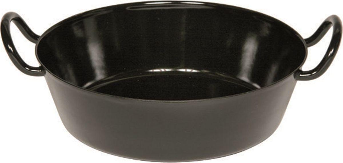 Жаровня Riess Schnitzelpfanne, с эмалевым покрытием. Диаметр 40 см0641-022Торговая марка «Riess» представляет собой эксклюзивную коллекцию стальной посуды, покрытую двумя слоями стекловидной эмали. Производится в Австрии с 1550 года с применением новейших технологий. Высочайшее качество и уникальный дизайн широко известны и высоко оценены покупателями эмалированной посуды во всем мире. Разнообразные расцветки с уникальным декором являются вдохновением к приготовлению пищи и воплощают в жизнь все последние тенденции в декорации кухни и столовой. Благодаря высокой устойчивости к ультрафиолетовому излучению, вы очень долго будете наслаждаться нежными расцветками и блеском эмалированной посуды «Riess». В жаровнях и сковородках можно варить, жарить, тушить. Подходит для всех видов плит, включая индукционную. Также можно использовать в духовке. Легко очищаются: достаточно ненадолго замочить в воде и протереть губкой для мытья посуды с моющим средством.Можно использовать моющие средства и мыть в посудомоечной машине. При уходе за изделием запрещается использовать абразивные материалы. Срок годности не ограничен.
