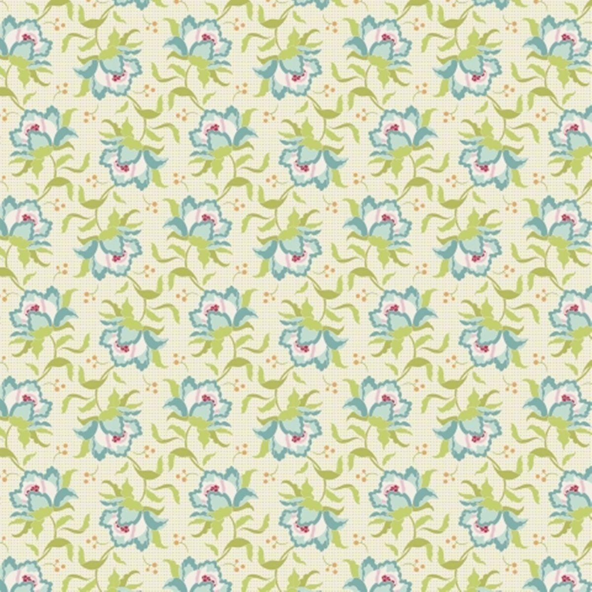 Ткань Tilda Clowne flower, в отрезе, 1 м х 110 см. 211481326211481326Все ткани из одной коллекции прекрасно подходят друг другу и, конечно, идеальны для шитья кукол Тильда и всевозможных зверушек в ее стиле. 100% хлопок дает усадку примерно на 6-7%.