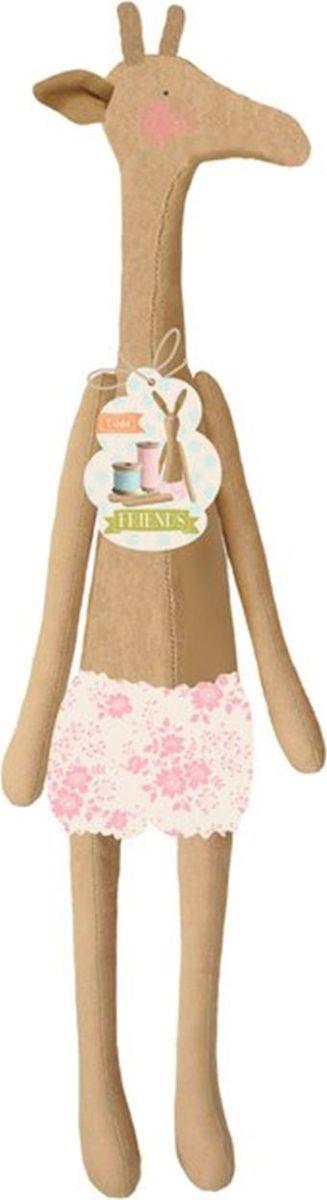 Набор для шитья куклы Tilda  Friends Giraffe . 211481433 - Игрушки своими руками