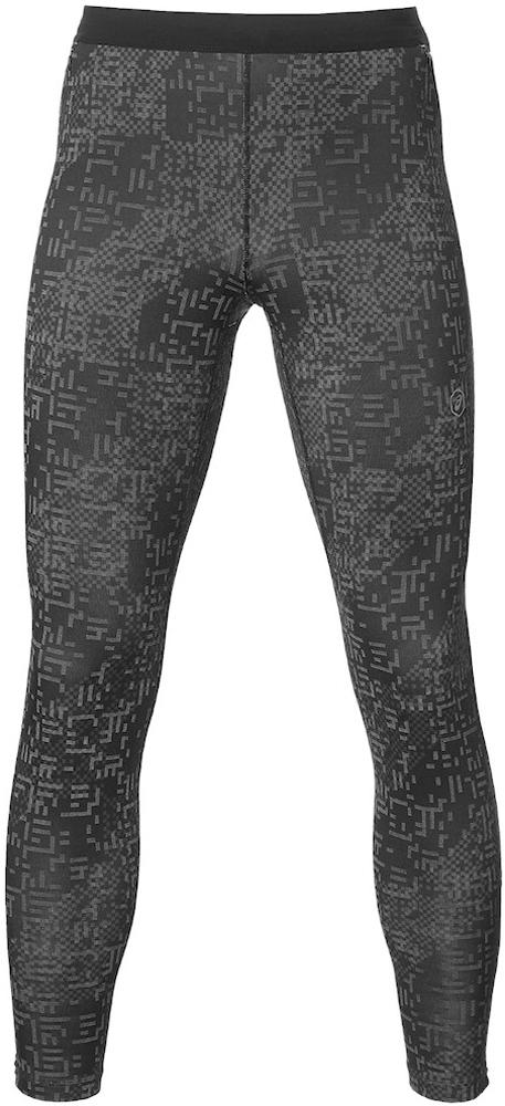 Тайтсы мужские Asics Lite-Show Winter Tight, цвет: черный. 146623-1179. Размер XXL (56) тайтсы asics тайтсы color block tight