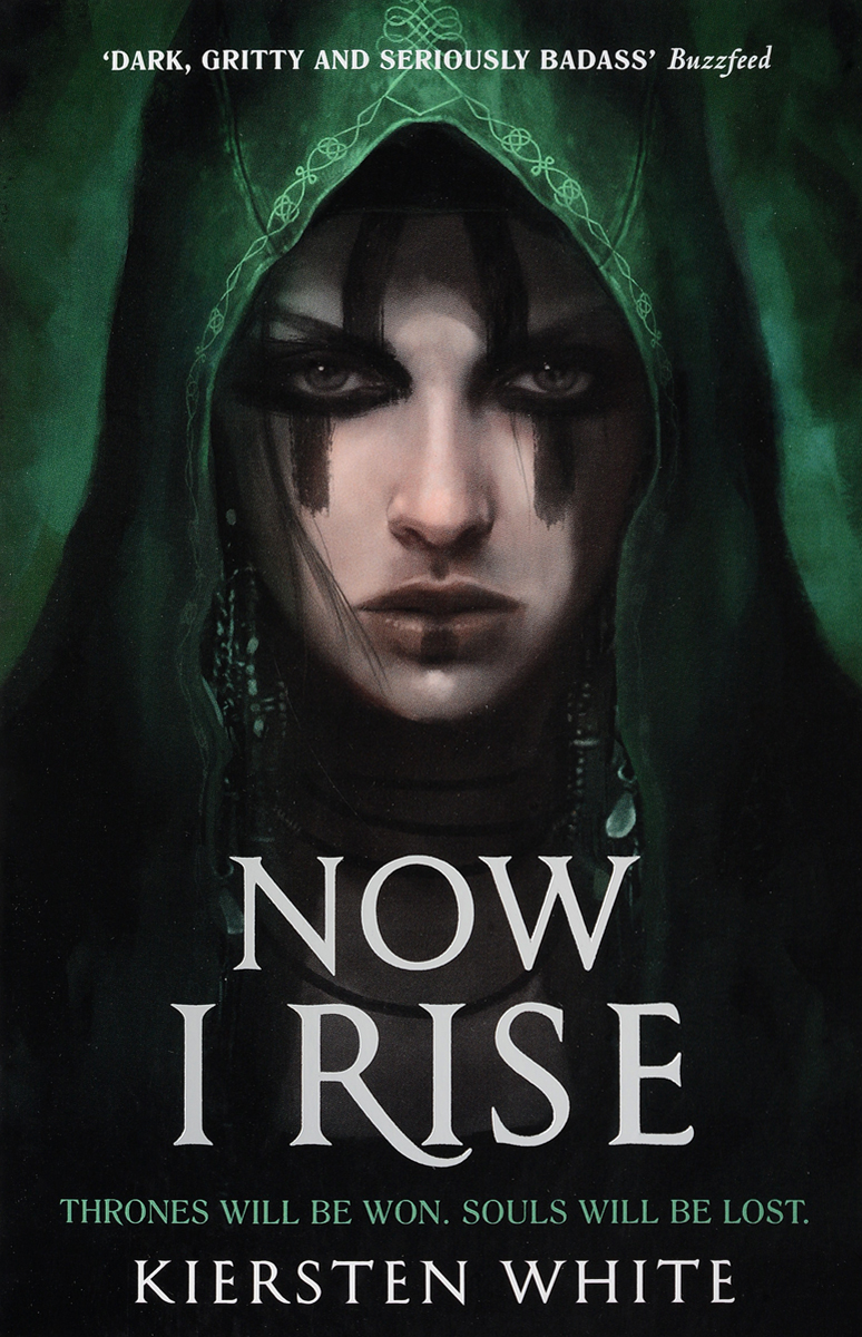 NOW I RISE what she left