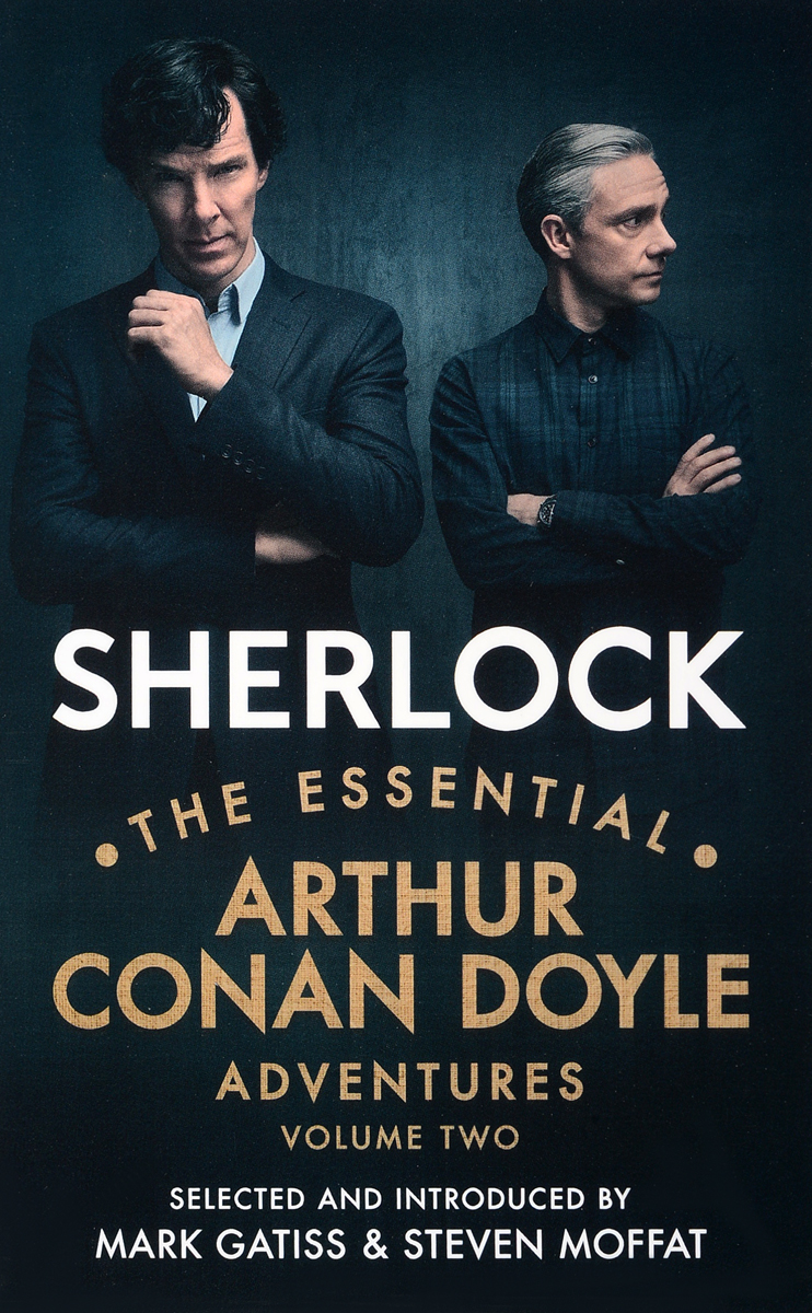 Sherlock: The Essential Arthur Conan Doyle Adventures: Volume 2 средство для глажения dr beckmann суперформа