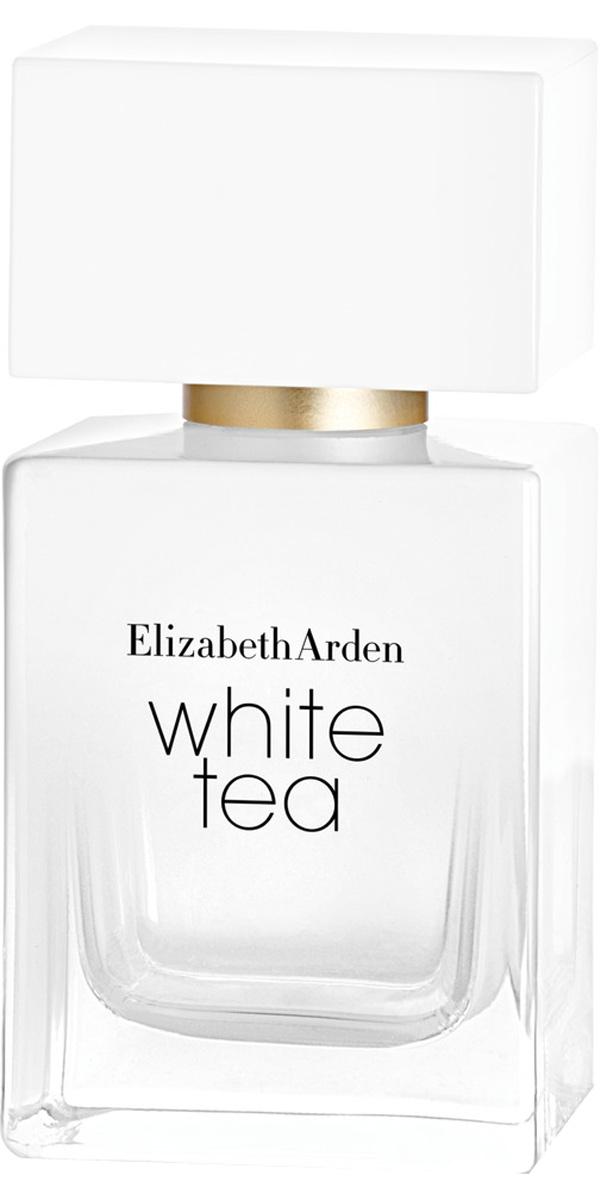 Elizabeth Arden White Tea туалетная вода 30 млA0106572Согретая солнцем кожа, прохладные простыни, хорошая книга и первый глоток чая - простые, маленькие жизненные радости, знакомые каждому. Именно они лежат в основе создания нового аромата. Аромат «White Tea» приглашает насладиться моментами вне суеты повседневной жизни, моментами тишины и покоя, дополненными тонким ароматом чая. Ароматные пары белого чая и морской акватический аккорд преображаются в сладости белого ириса, раскрываясь теплотой древесных нот, бобов тонка и деликатными мускусными оттенками.