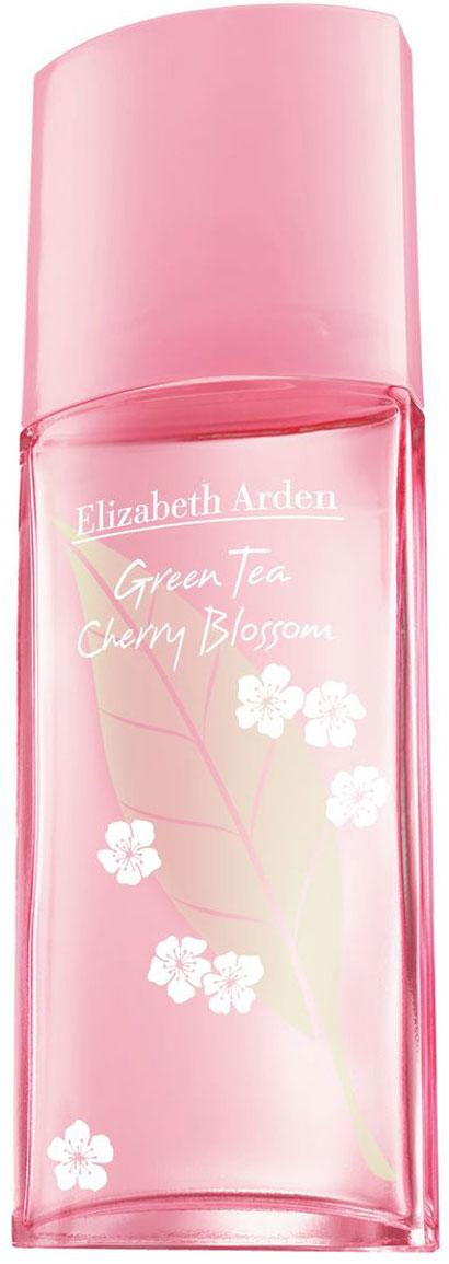 Elizabeth Arden Green Tea Cherry Blossom туалетная вода, 100 мл туалетная вода jardin d amour cherry brandy 100 мл