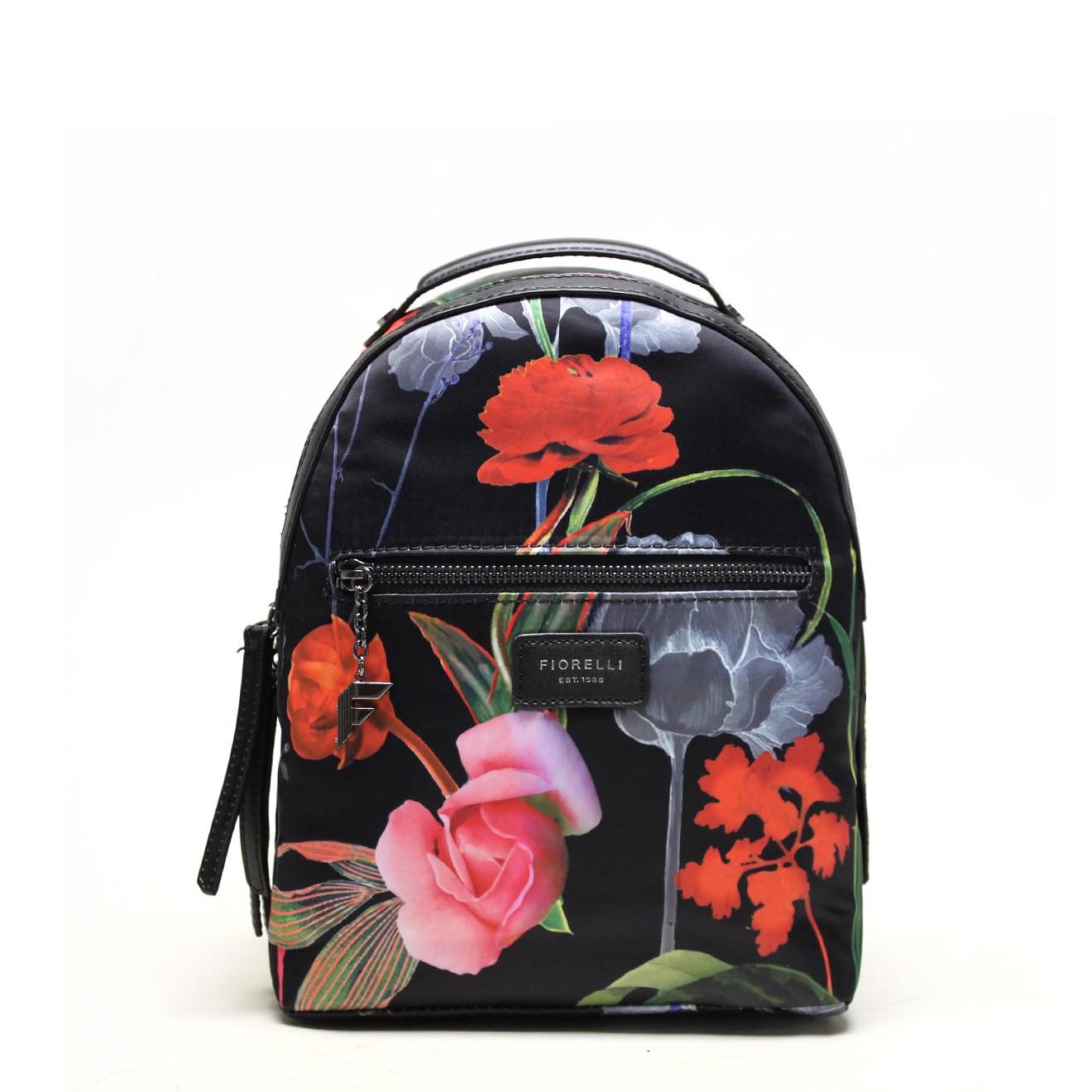 Рюкзак женский Fiorelli, цвет: черный. 8717 FH Winter Bot эко кожа