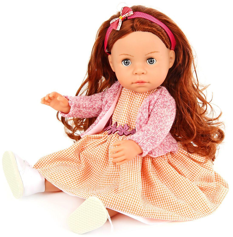 Lisa Jane Кукла Мэгги белые женские ботиночки