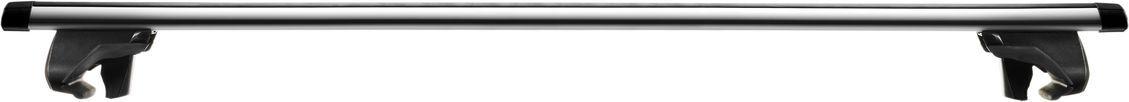 Дуги багажные Thule SmartRack, аэродинамические, длина 127 см, 2 шт. 795795Багажные дуги Thule SmartRack - удобный в применении багажник с полным комплектом узлов. Изделие успешно прошло испытание City Crash до 75 кг согласно нормативам ISO. Закрывается с помощью специального входящего в комплект инструмента. Резиновая накладка защищает поверхность рейлинга от царапин. Полный комплект включает четыре опоры и две дуги.Ширина груза: 127 см.Максимальная нагрузка: 75 кг. Проверьте также максимально допустимую нагрузку для крыши вашего автомобиля.