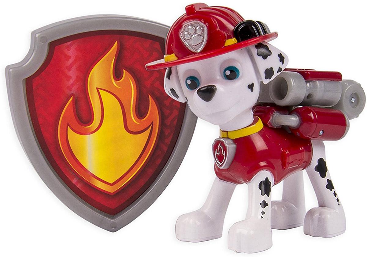 Paw Patrol Фигурка Щенок спасатель Marshall paw patrol фигурка щенок спасатель marshall