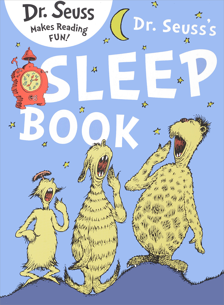 Dr. Seuss's Sleep Book the salmon who dared to leap higher