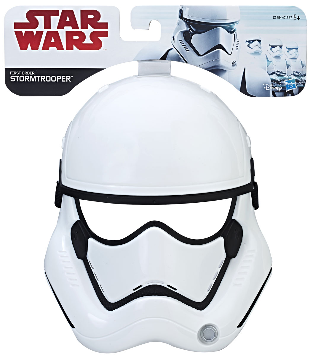 Star Wars Маска First Order Stormtrooper C1564