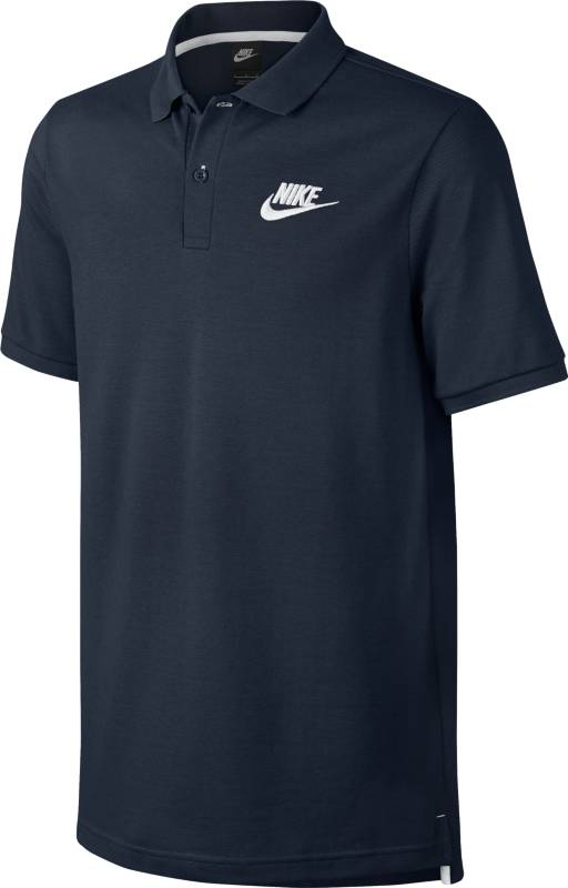 Поло мужское Nike M Nsw Polo Pq Matchup, цвет: темно-синий. 829360-451. Размер L (50/52) поло nike футболка поло av15 matchup polo