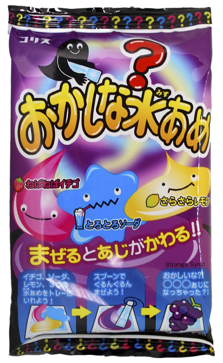Coris Сделай Сам карамель виноградная набор жевательных конфет, 27 г dr oetker глазурь со вкусом лимона 100 г