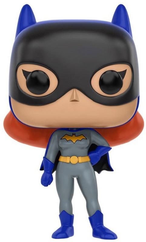 Funko POP! Vinyl Фигурка DC Batman Animated Series: Batgirl фигурка funko pop vinyl dc batman animated btas robot batman 13645