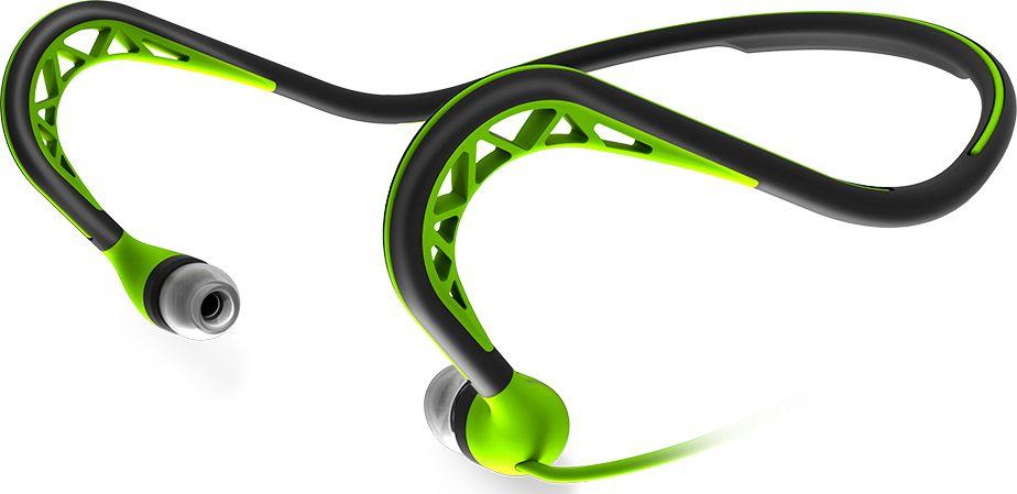 Harper HV-303, Green наушники00-00001450Проводные спортивные стерео наушники Harper HV-303 с микрофоном. Ультра лёгкие и гибкие. Имеют светоотражатель на шейном ободе. Поворотные звуковые излучатели для удобной подстройки. Кабель длиной 1,2 метра идеально подходит для использования на улице. Встроенный пульт и микрофон для быстрого переключения между музыкой и вызовами. Мягкие силиконовые накладки для максимального комфорта.