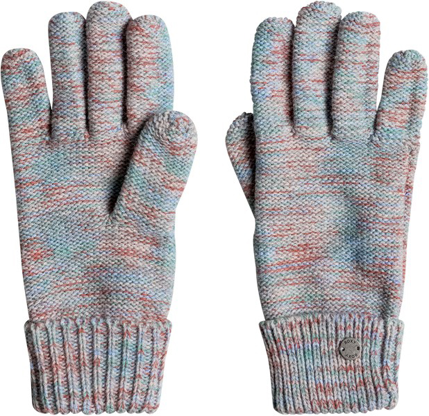 Перчатки женские Roxy Valentines Day, цвет: светло-серый, серый, серый меланж. ERJHN03089-SGRH. Размер универсальныйERJHN03089-SGRHЖенские перчатки Roxy Valentines Day выполнены из высококачественного материала. Модель выполнена стильной вязкой.