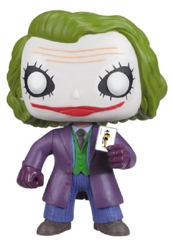 Funko POP! Vinyl Фигурка DC Dark Knight Joker цена 2017