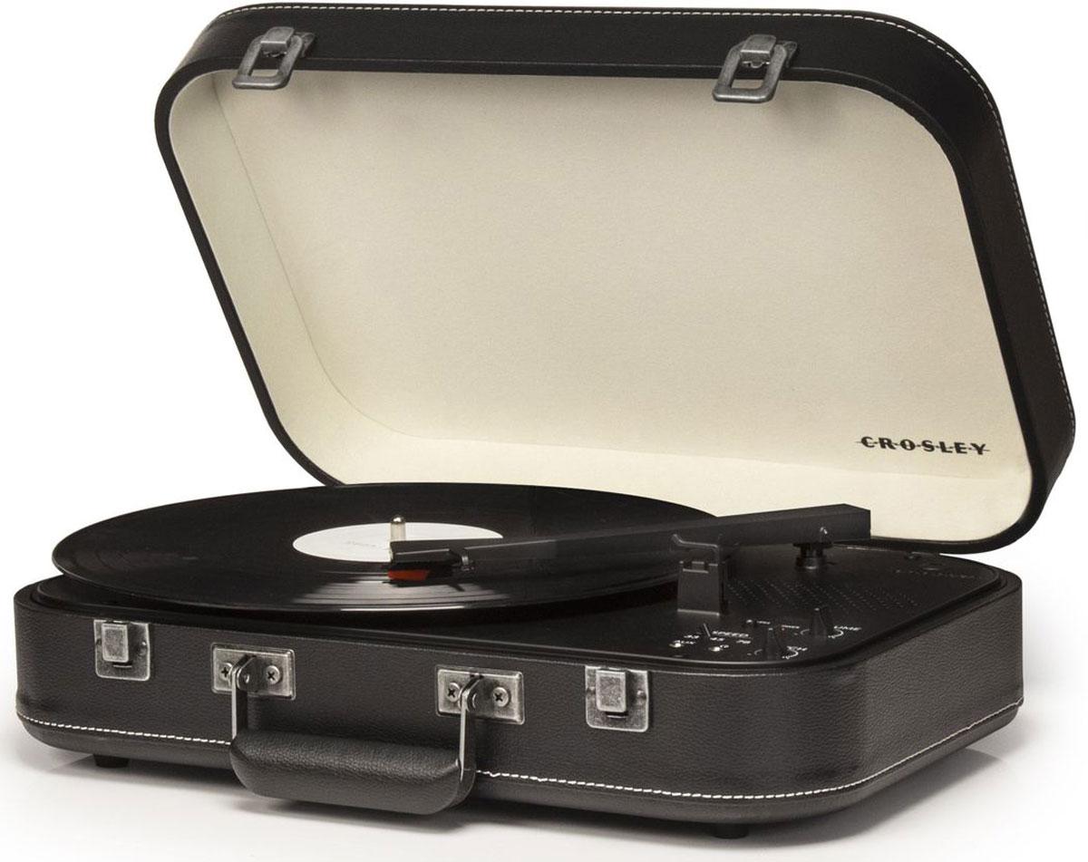 Crosley Coupe, Black виниловый проигрыватель - Hi-Fi компоненты