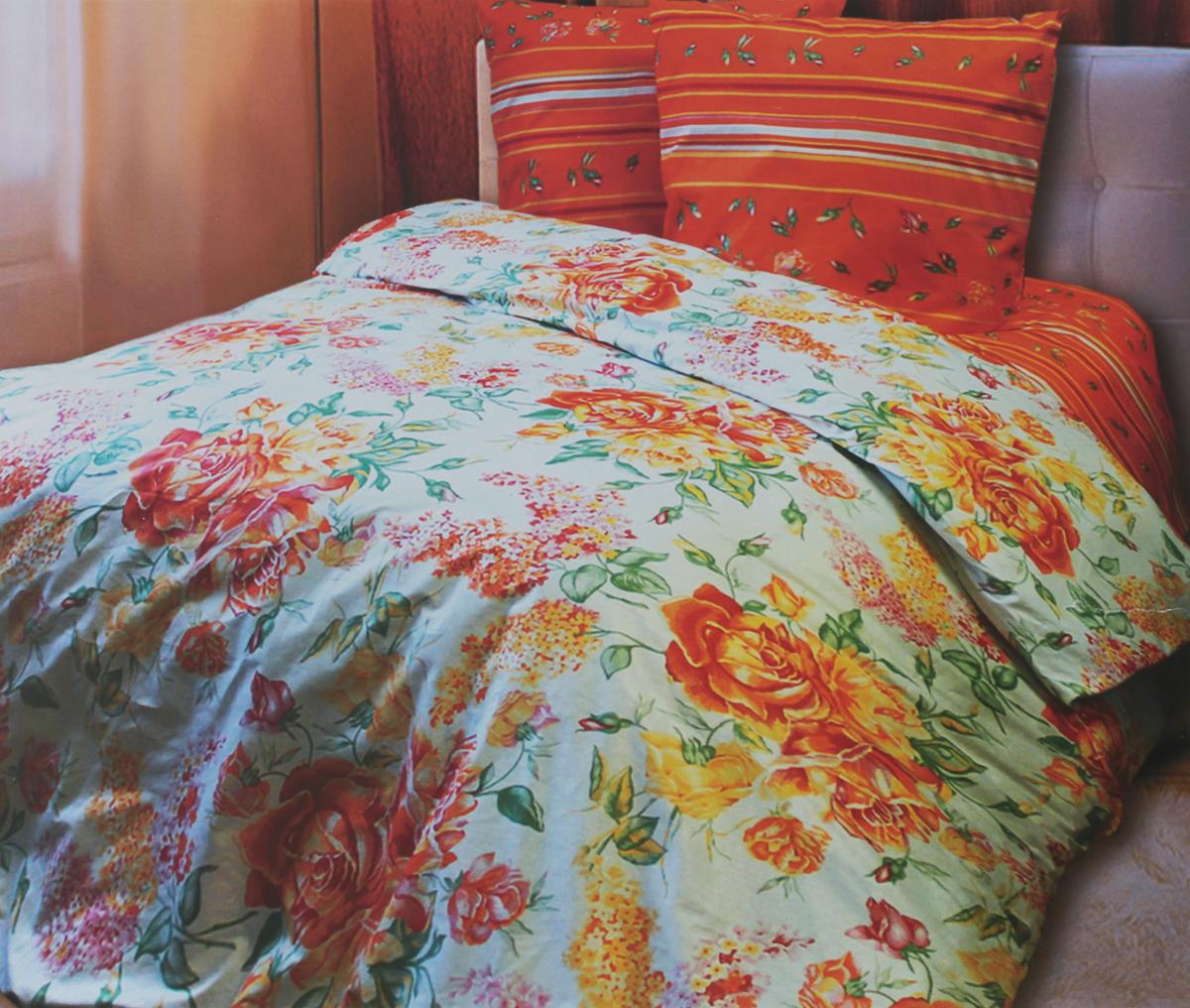 Комплект белья Катюша Сюзанна, семейное, наволочки 50х70C-266/3839Комплект постельного белья Катюша Сюзанна является экологически безопасным для всей семьи, так как выполнен из бязи (100% хлопок). Комплект состоит из двух пододеяльников, простыни и двух наволочек. Постельное белье оформлено оригинальным рисунком и имеет изысканный внешний вид. Бязь - это ткань полотняного переплетения, изготовленная из экологически чистого и натурального 100% хлопка. Она прочная, мягкая, обладает низкой сминаемостью, легко стирается и хорошо гладится. Бязь прекрасно пропускает воздух и за ней легко ухаживать. При соблюдении рекомендуемых условий стирки, сушки и глажения ткань имеет усадку по ГОСТу, сохранятся яркость текстильных рисунков. Приобретая комплект постельного белья Катюша Сюзанна, вы можете быть уверенны в том, что покупка доставит вам и вашим близким удовольствие иподарит максимальный комфорт.Советы по выбору постельного белья от блогера Ирины Соковых. Статья OZON Гид