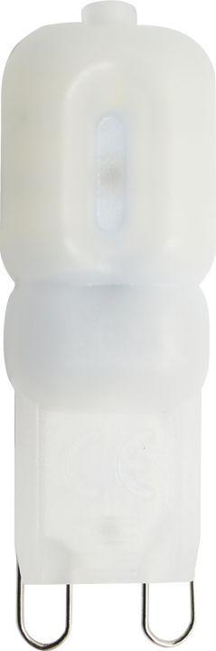 Лампа светодиодная Beghler, теплый свет, цоколь G9, 3W, 3000K. BA29-00390BA29-00390