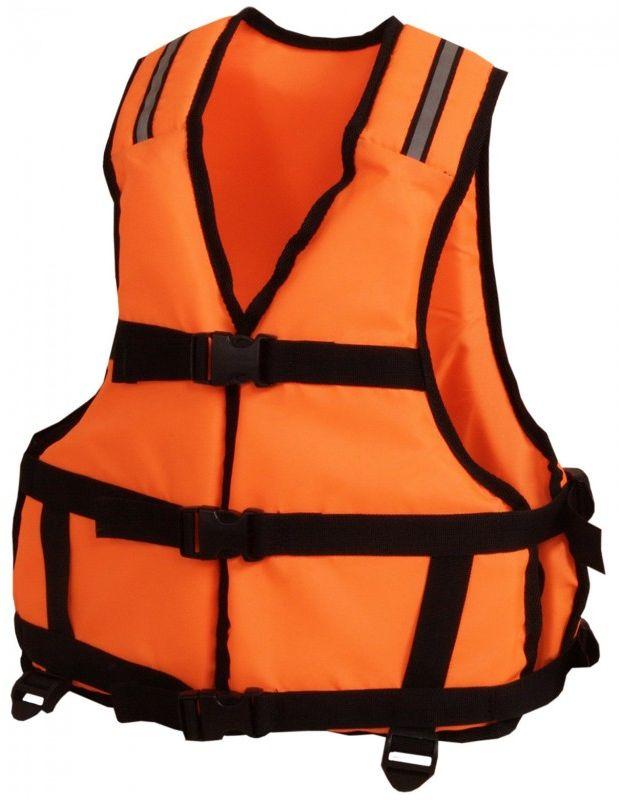 Жилет страховочный Вольный Ветер Юниор. Размер XS22010Пенонаполненный спасательный детский жилет Юниор предназначен как для лёгких прогулок на лодках, так и для несложных категорийных походов. Основные отличия: Большие возможности по подгонке жилета на ребёнка за счёт боковых стяжек, паховых ремней. Малый вес. Хорошая плавучесть. Паховые анатомические ремни. Световозвращающие элементы на плечах. Наплечники, усиленные пеной.Спасательный жилет Юниор рекомендован для детей от 5 до 9 лет, весом до 45 кг.Важное примечание: жилет Юниор изготовлен по ТУ (технические условия), прошел испытания по системе добровольной сертификации аварийно-спасательных средств МЧС России. Номер этого сертификата напечатан на каждом жилете. По ГОСТ 22336-77, регламентирующим характеристики спасательных жилетов в России и СНГ, данный жилет спасательным не является.
