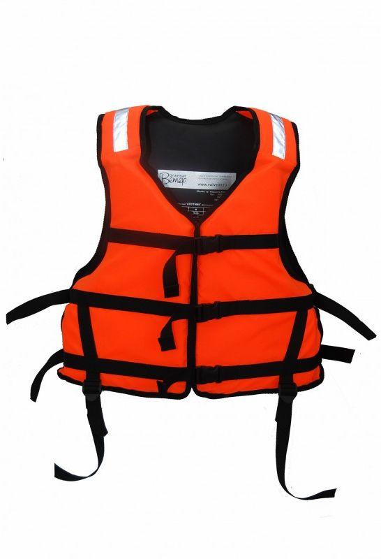 Жилет страховочный Вольный Ветер Спутник. Размер M22002Пенонаполненный спасательный жилет предназначен как для лёгких прогулок на лодках, так и для несложных категорийных походов. Отлично подходит для коммерческого сплава в качестве универсального жилета. Спасательный жилет - это правильный выбор ответственного водника. Основные отличия: Большие возможности по подгонке жилета на фигуру за счёт боковых стяжек, паховых ремней. Малый вес. Хорошая плавучесть. Паховые анатомические ремни. Световозвращающие элементы на спине и спереди. Наплечники, усиленные пеной. Важное примечание: жилет Спутник изготовлен по ТУ (технические условия), прошел испытания по системе добровольной сертификации аварийно-спасательных средств МЧС России. Номер этого сертификата напечатан на каждом жилете. По ГОСТ 22336-77, регламентирующим характеристики спасательных жилетов в России и СНГ, данный жилет спасательным не является.Размер: M (44-48 до 75 кг).