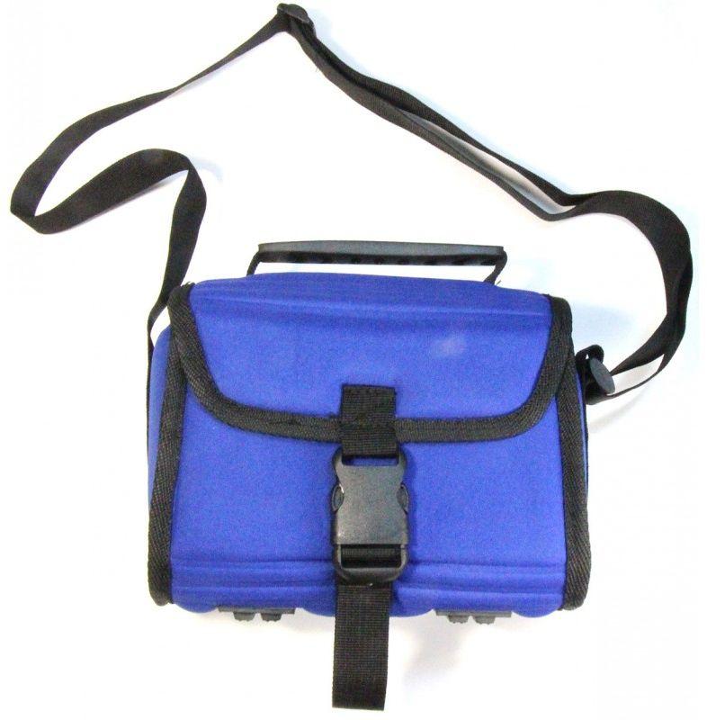 Гермокофр Вольный ветер Бобр-1, цвет: синий21022Гермокофр «Бобр – 1» - надежная упаковка для вашей фото и видео техники.