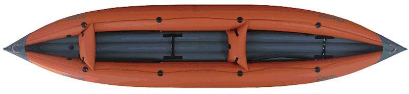Лодка Вольный ветер Одиссей- 480, цвет: оранжевый